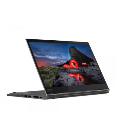 "Lenovo ThinkPad X1 Yoga Hybrid (2-në-1) e hirtë 35.6 cm (14"") 1920 x 1080 pixels Touchscreen 8th gen Intel® Core™ i5 8 GB LPDDR"