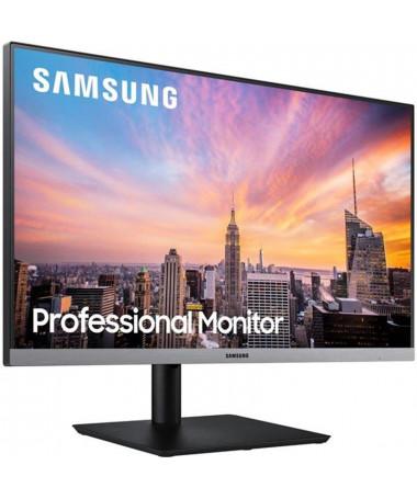 """Monitor Samsung LS24R650FDU LED display 60.5 cm (23.8"""") 1920 x 1080 pixels Full HD E zezë/ e hirtë"""