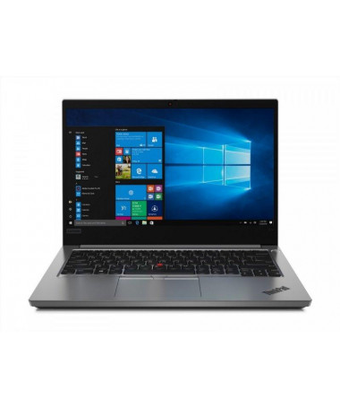 "Laptop Lenovo ThinkPad E14 e argjendtë 35.6 cm (14"") 1920 x 1080 pixels 10th gen Intel® Core™ i5 8 GB DDR4-SDRAM 256 GB SSD Wi-"