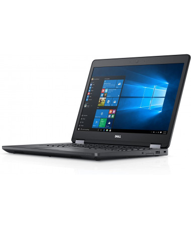 "LAPTOP DELL LATITUDE E5470 i5-6440HQ 8GB 256GB SSD 14"" HD Win10pro + furnizues rryme I PËRDORUR"