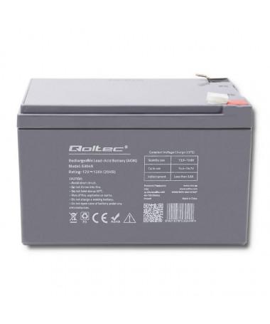 Bateri për UPS Qoltec 53049 AGM   12V   12Ah