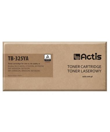 TONER BROTHER TN-325Y (TB-325YA ) ACTIS