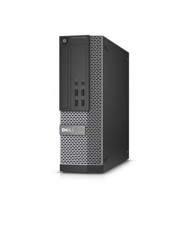 Kompjuter DELL OptiPlex 7020 i5-4570 8GB 240GB SSD DVD SFF Win10pro I përdorur