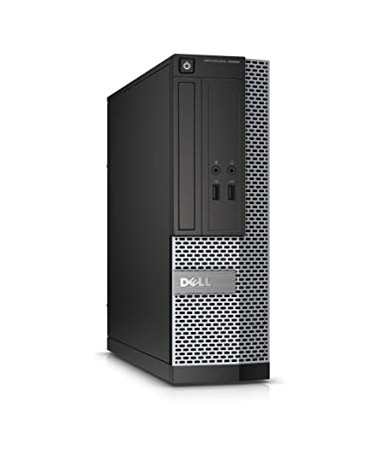 Kompjuter DELL OptiPlex 3020 i7-4790S 8GB 256GB SSD DVD SFF Win10pro USED I përdorur