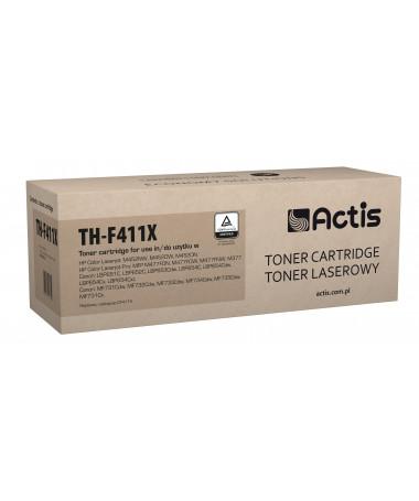 Actis Toner HP 410X CF411X 5000 faqe Cyan