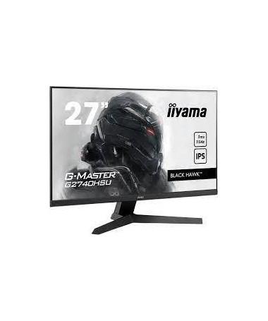 "Monitor iiyama G-MASTER G2740HSU-B1 LED display 68.6 cm (27"") 1920 x 1080 pixels Full HD E zezë"