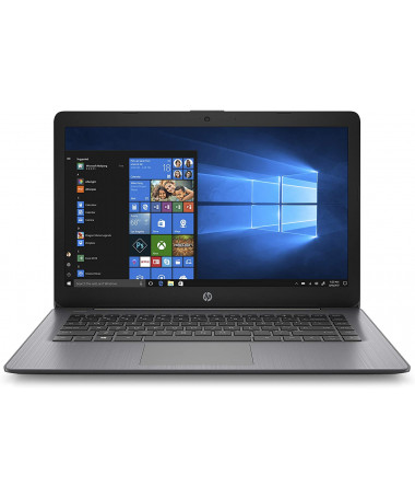 "Laptop HP STREAM 14 A4-9120E R3 4GB 32GB SSD + 128GB SD 14"" HD Win10s I PËRDORUR"