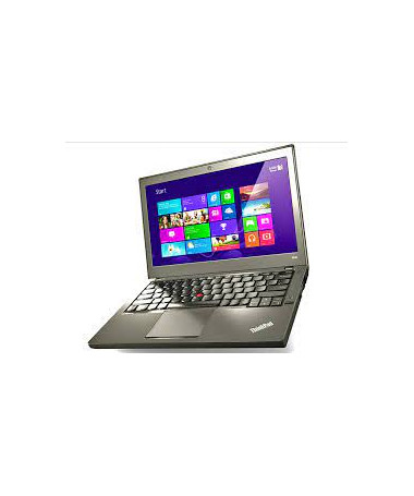"Laptop LENOVO ThinkPad X240 i5-4200U 4GB 500GB 12/5"" HD Win7pro + furnizues rryme I PËRDORUR Grade B"