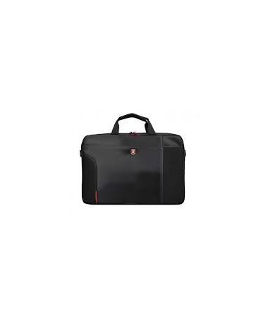"""Çantë për laptopë Port Designs Houston T39.6 cm (15.6"""") e zezë"""