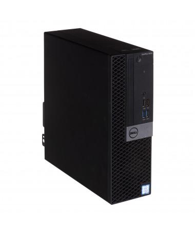 Kompjuter DELL OptiPlex 5050 i5-6500 8GB 256GB SSD DVDRW SFF Win10pro I përdorur