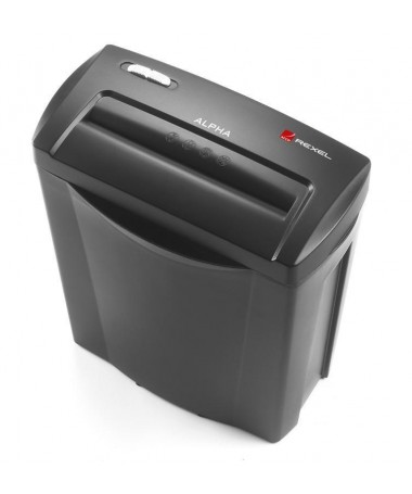 Shredder Rexel ALPHA STRIPCUT 10l