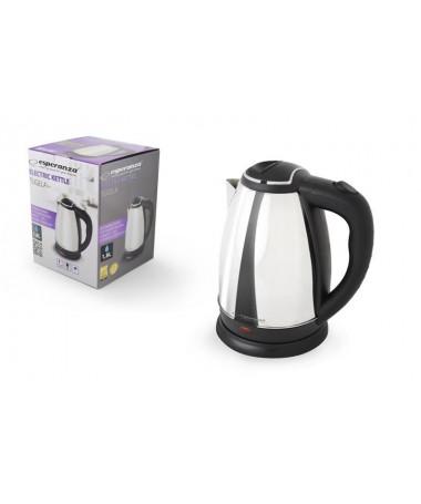 Çajnik elektrik Esperanza Tugela EKK004S ( 1.8 litra , inoks )