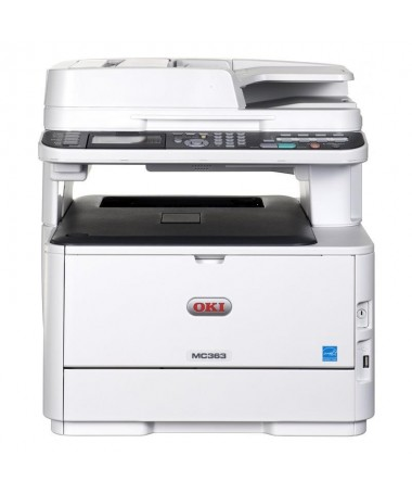 Printer multifunksional OKI MC363dn 46403502 (LED - me ngjyrë, A4, Flatbed)