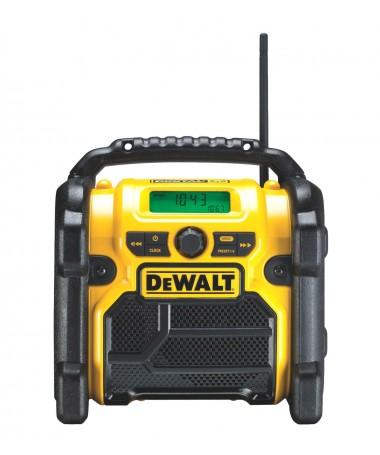 Radio portative DeWalt DCR019-QW (e verdhë)