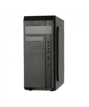 Shtëpizë kompjuteri IBOX VESTA OVS30 (ATX, Mini ATX, e zezë)