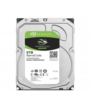 Disk HDD Seagate Barracuda ST6000DM003 (6 TB , 3.5 Inch, SATA III, 256 MB, 7200 rpm)