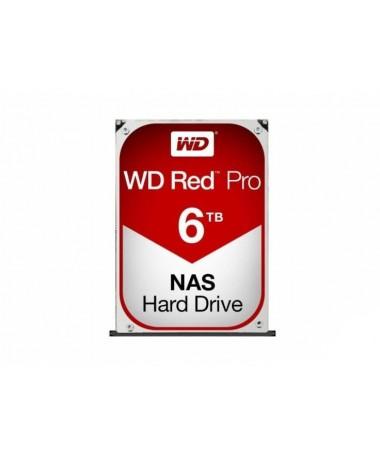 Disk server Western Digital Kuqe Pro WD6003FFBX (6 TB HDD 6 TB, 3.5 Inch, SATA III, 256 MB, 7200 rpm)