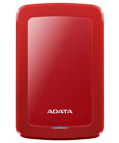 e jashtme drive HDD ADATA AHV300-1TU31-CRD (1 TB, 2.5 Inch, USB 3.1, 8 MB, 7200 rpm, e kuqe)