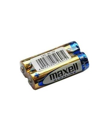 BATERI AA LR6 ALKALINE 1.5V SHRINK 1/2 MAXELL
