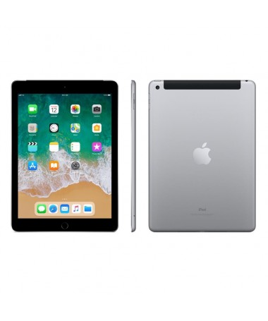"Tablet Apple iPad 2018 MR722FD/A ( 9,7"" , GPS 4G/LTE 3G GLONASS Apple HomeKit iBeacon Bluetooth AirPlay WiFi , 128 GB , e hirtë"
