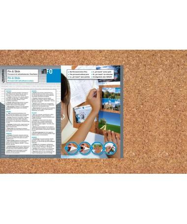 STICK BOARD 40x60 INFO NOTES