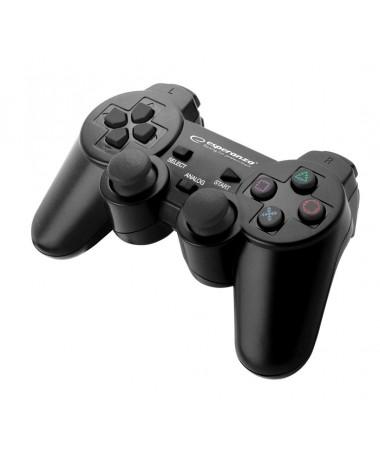 Joystick Esperanza Trooper EGG107K ( PC PS3 , e zezë)