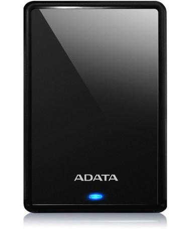 Disk i jashtëm HDD ADATA HV620 AHV620S-2TU3-CBK (2 TB, 2.5 Inch, USB 2.0, USB 3.0, 5400 rpm)
