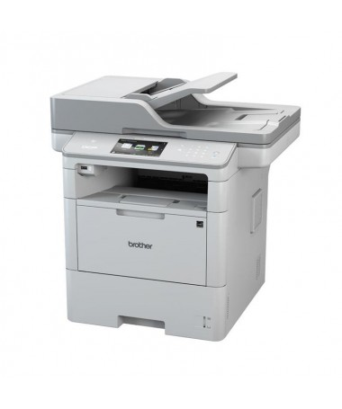 Printer multifunksional Brother DCPL6600DWYJ1 (Laser - mono, A4, Flatbed scanner)