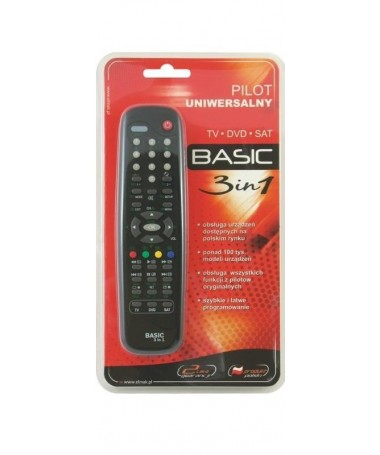 Teledirigjues universal ELMAK basic3w1 (TV)