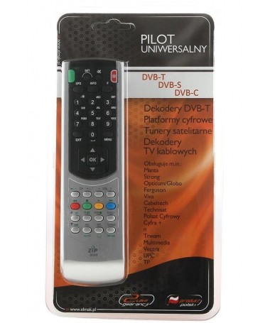 Teledirigjues universal ELMAK zip308 (TV)