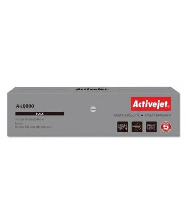 Kertrixh ribbon Activejet A-LQ800 ( Epson S015019 / S015021, Supreme, black)