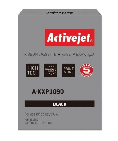 Kertrixh ribbon Activejet A-KXP1090 ( Panasonic KX-P115, Supreme, black)
