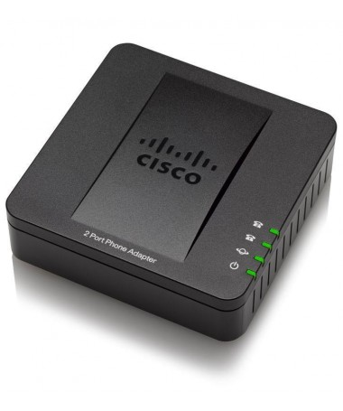 CISCO SPA112 GATE VoIP 2xFXS