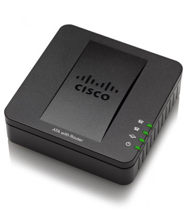 CISCO SPA122 GATE VoIP 2xFXS