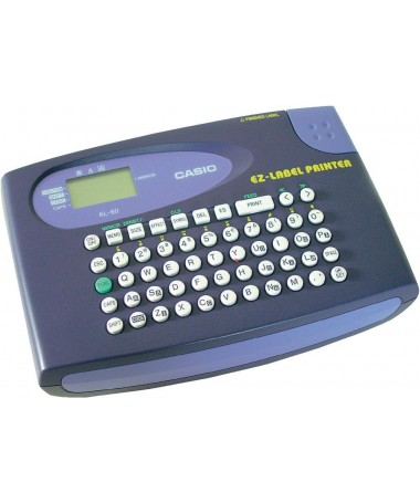 LABEL PRINTER CASIO KL-60-L