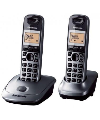 Telefon fiks Panasonic KX-TG2512PDM ( e hirtë)