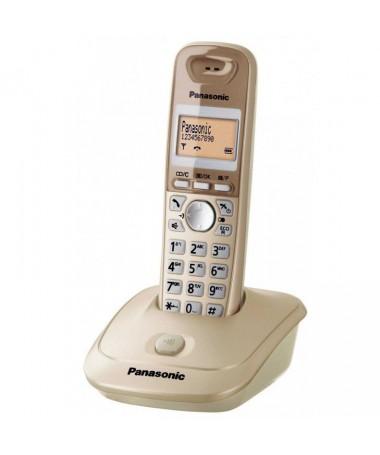 Telefon fiks Panasonic KX-TG2511PDJ ( bezhë)