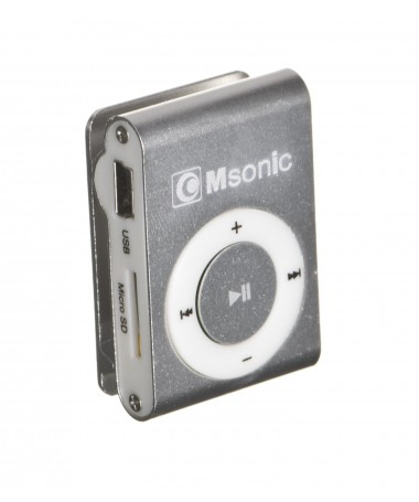 MP3 player MSONIC MM3610A (e hirtë)