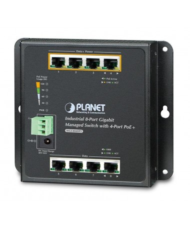 Switch Planet (8x 10/100/1000Mbps)