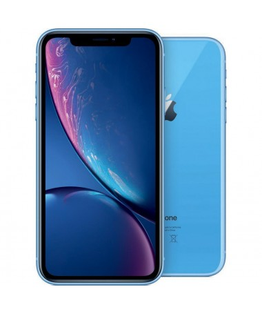 "Smartfon Apple iPhone XR (6/1""/ 1792 x 768/ 128GB/ 3 GB/ DualSIM/ FaceTime/ Induction charging/ blue )"