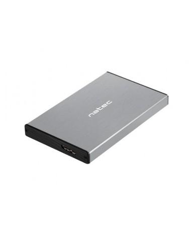 Hard disk housing NATEC Rhino Go NKZ-1281 (2.5 Inch, USB 3.0, Aluminum, Hiri)