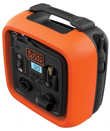 Pompë kompresor BLACK+DECKER Automotive ASI400-XJ