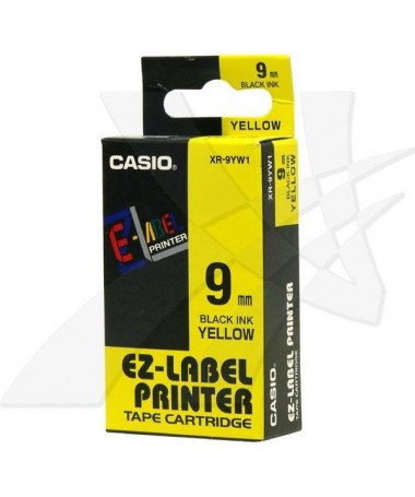 LABEL TAPE CASIO 9MM VERDHE