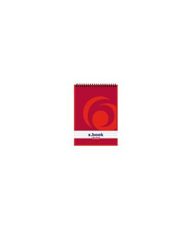 NOTES A6 ME SPIRALE 50fl. / HERLITZ