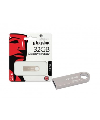 USB MEMORJE 32GB DATA TRAVELER SE9 KINGSTON
