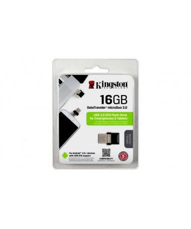 USB MEMORJE 16GB MICRODUO 3.0 KINGSTON