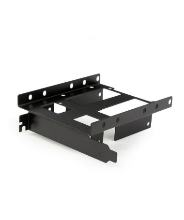 Mounting frames GEMBIRD MR-PCISATA2.5-02 (2.5 Inch, 3.5 Inch, Not applicable, Plastic, E zezë)