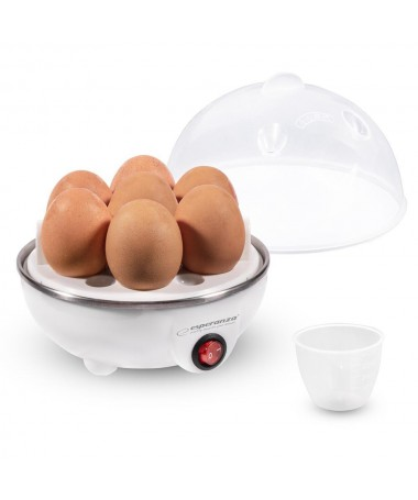 Egg cooker Esperanza EGG MASTER EKE001