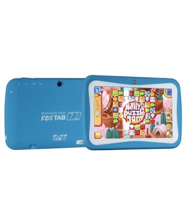 "Tablet BLOW KidsTab 7.4 79-005/ (7/0""/ 8GB/ WiFi/ e kaltër)"