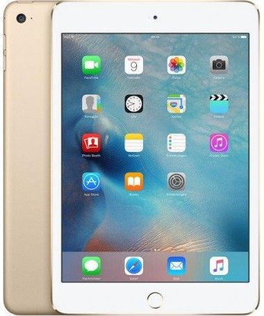 "Apple iPad mini 4 Wi-Fi Cell (7/9"" LTE 128GB gold)"